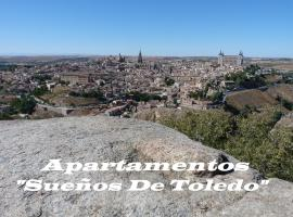 Hotel photo: Apartamentos Sueños de Toledo