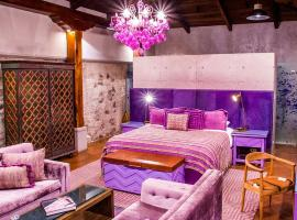 Hotel photo: Mil Flores Luxury Design Hotel