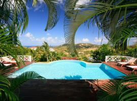 Hotel photo: Rodney Bay Villa Sleeps 6 Pool Air Con WiFi
