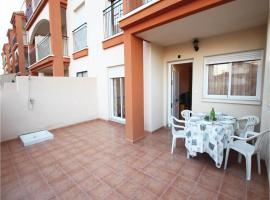 Hotel photo: Three-Bedroom Apartment in Calabardina