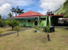 Hotel near La Réunion