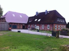 Hotel photo: Forsthof ferienwohnung
