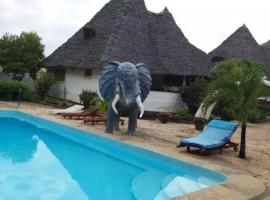 Hotel foto: Diani cheater cottage