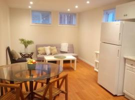 Hotel photo: Private Apartment Close to Downtown Guelph and Many Amenities