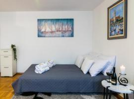 A picture of the hotel: Apartment Zagreb 16241a