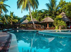 Hotel near Tanzania