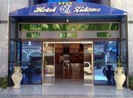 Hotel near Satif