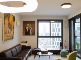 Hotel photo: *New* Luxury apartment in the HEART of Tel Aviv