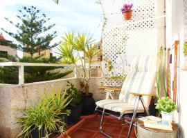 صور الفندق: Ático Pepita con terraza,San Andrés