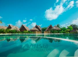 Hotel photo: New Jambo Bungalows