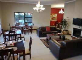 Hotel near Bloemfontein