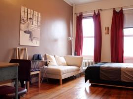 Hotel photo: Beautiful Williamsburg apartment right by the subway