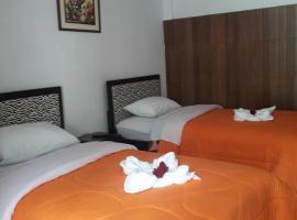 Фотографія готелю: hostal el parque