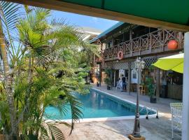 A picture of the hotel: Hotel Capitan Beach