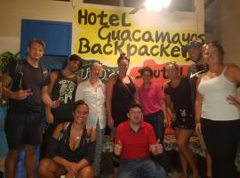 Hotel photo: Hostel Guacamayos
