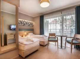 Hotel photo: Cesarskie Ogrody Resort