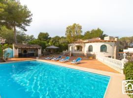 Hotel photo: Fanadix Villa Sleeps 6 Pool Air Con WiFi