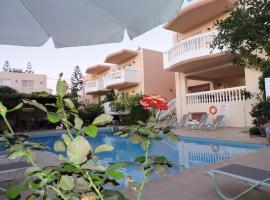 Hotel photo: Golden Rose Suites