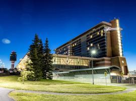 Hotel fotografie: Fairmont Vancouver Airport In-Terminal Hotel