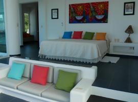Hotel photo: Villa Calypso Zipolite, Puerto Angel - Oaxaca
