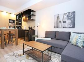 Hotel photo: Gorgeous 2 Bedroom in Central Downtown
