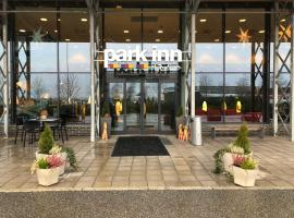 Hotel Photo: Park Inn by Radisson Oslo Airport Hotel West