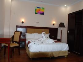A picture of the hotel: Abay International Hotel