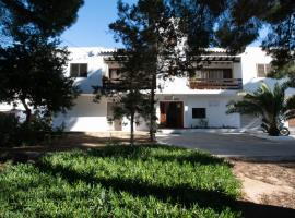 Hotel photo: Bosc y Sol - Formentera Libre