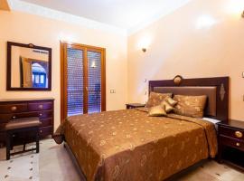 Hotel photo: شارع امام مالك جليز مراكش
