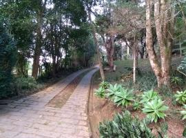 Hotel photo: Na Serra de Petrópolis -Rj