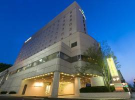 Hotel foto: Ark Hotel Okayama