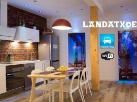 Hotel photo: Landatxoenea