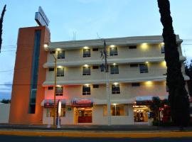 Hotel photo: Hotel Elizabeth Ciudad Deportiva