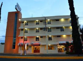 A picture of the hotel: Hotel Elizabeth Ciudad Deportiva