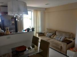 รูปภาพของโรงแรม: Lindo Apartamento- Stella Maris Salvador