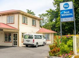 Hotel near Mangere