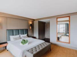 Hotel photo: Marine Plaza Hotel Pattaya