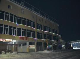 Hotel near Gostivar