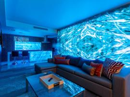 A picture of the hotel: LED Onyx Wall 1bdrm Suite/Balcony & Pool view