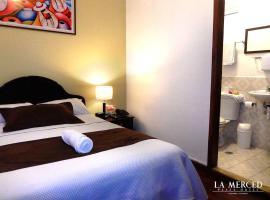 Hotel near Riobamba