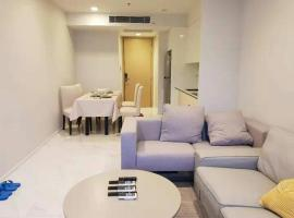 Hotel photo: Nana Bts High-end Apartment with Borderless Swimming Pool