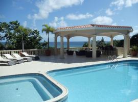 Hotel photo: Villa Bellamar luxury villa with ocean view