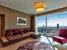 Hotel photo: Metropol Apartments - Flora