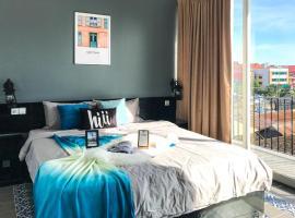Hotel photo: hiii-Homtel L.V.S Apartment - Siem Reap