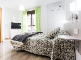 รูปภาพของโรงแรม: C&V Apartamentos - Horno de Marina