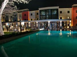 Hotel near Tete