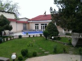Hotel near Tchirtchik