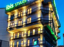 Hotel photo: Ibis Styles Istanbul Atasehir
