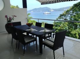 Hotel photo: Coral bay seaview villa