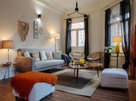 酒店照片: Spacious & Cosy 3bed3bath in Madrid City Center